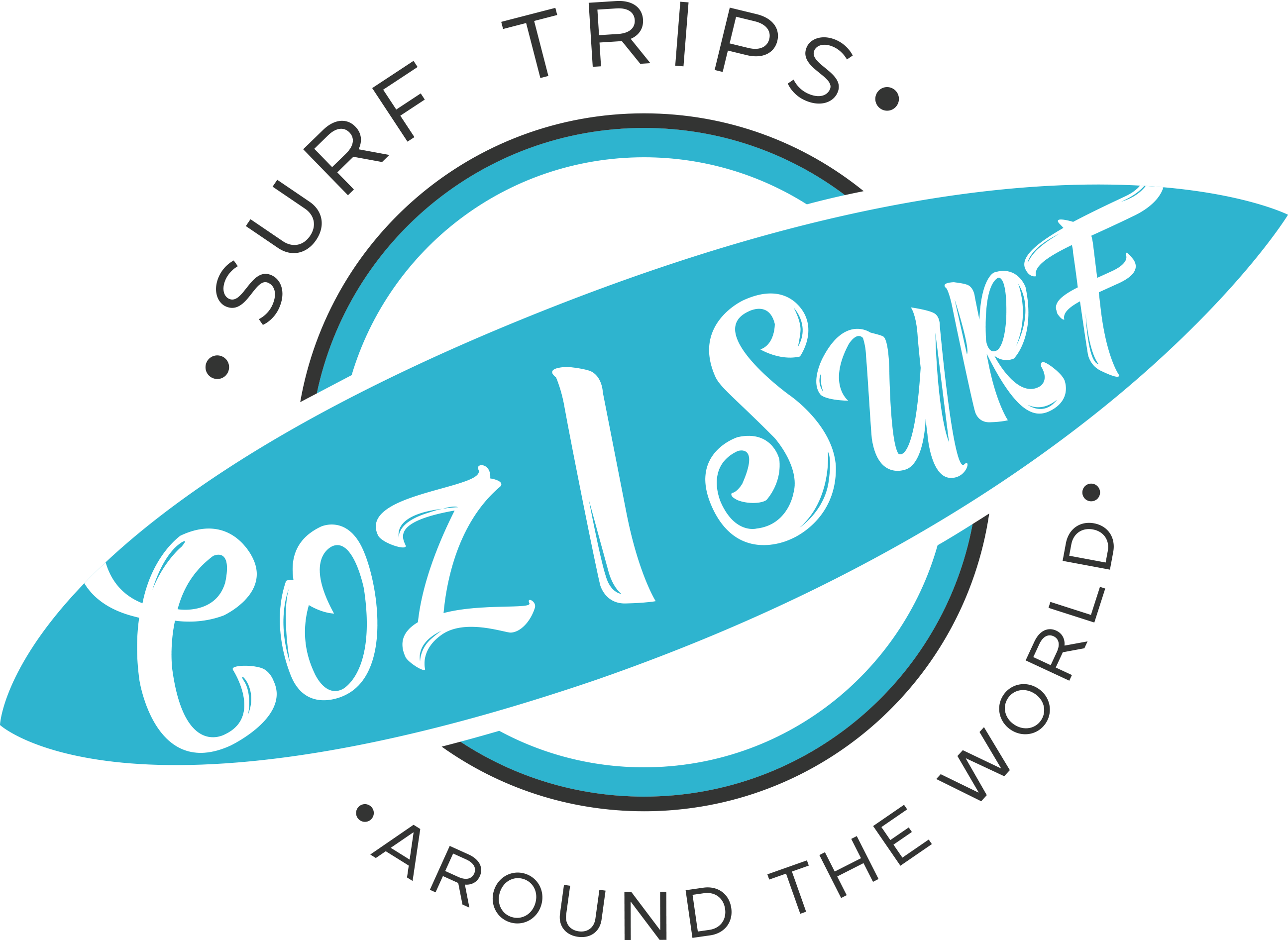 Coz I Surf - Surf trips around the world