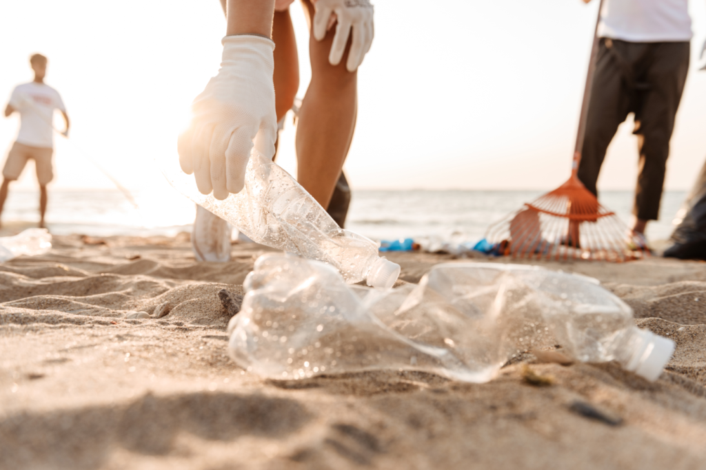 Nettoyage plage